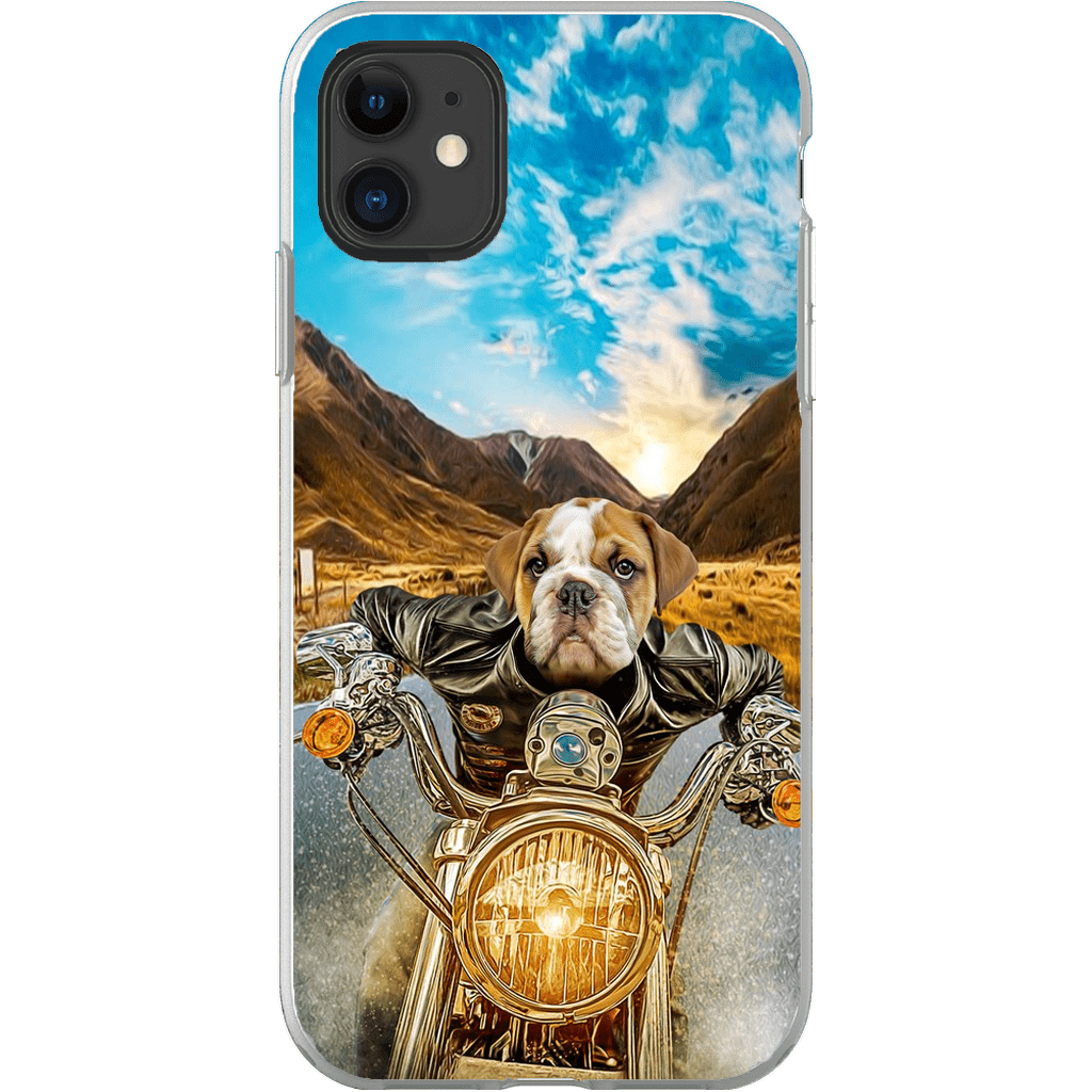 'Harley Wooferson' Personalized Phone Case