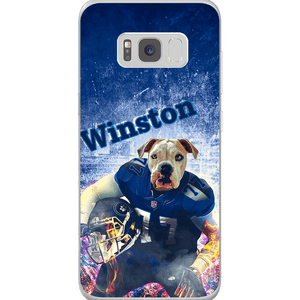 'Tennesee Doggos' Personalized Dog Phone Case
