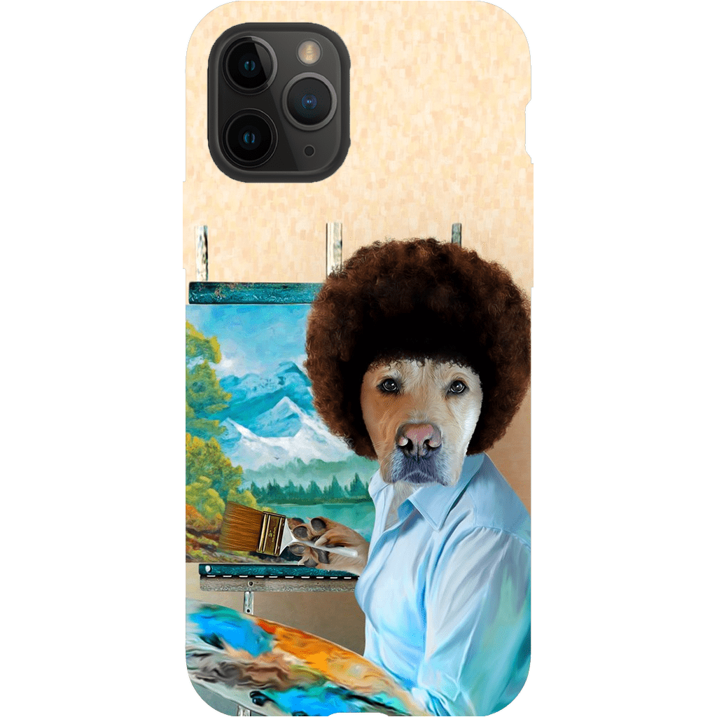 'Dogg Ross' Personalized Phone Case