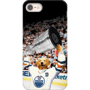 'Wayne Dogsky' Personalized Phone Case