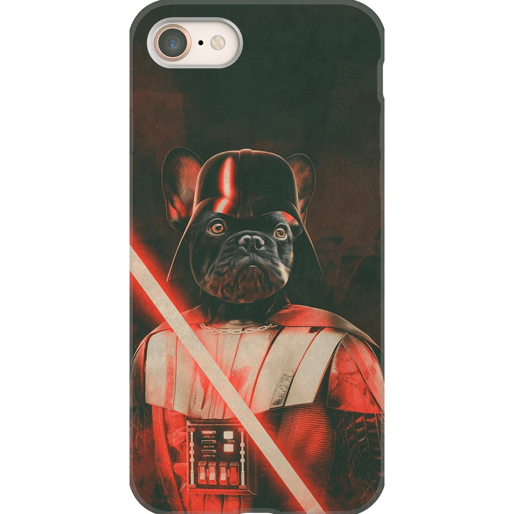 Darth Woofer Personalized Phone Case