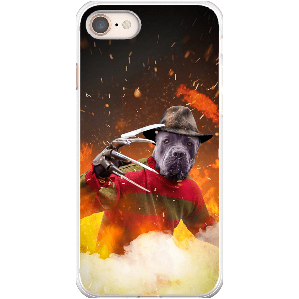 'Freddy Woofer' Personalized Phone Case