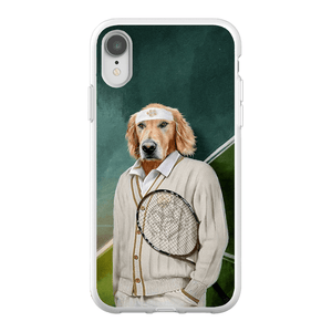 'Tennis Player' Personalized Phone Case
