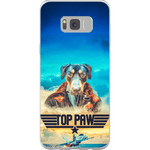 Top Paw: Personalized Phone Case
