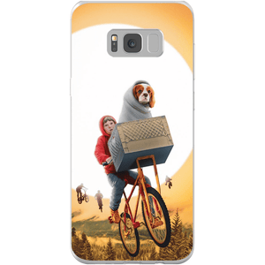 'Doggo-Terrestrial' Personalized Pet/Human Phone Case
