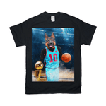 'The Basketball Player' Personalized Pet T-Shirt