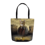 'Lord of the Meows' Personalized Tote Bag