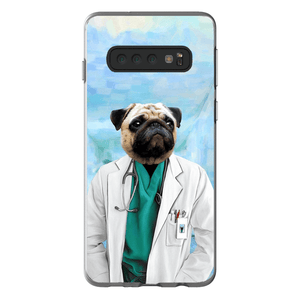 'The Doctor' Personalized Phone Case