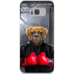 'The Boxer' Personalized Phone Case