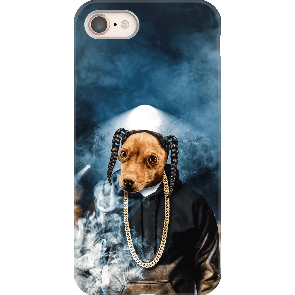 'D.O. Double G' Personalized Dog Phone Case