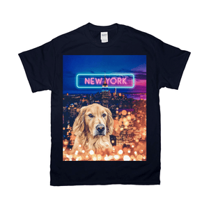 'Doggos of New York' Personalized Pet T-Shirt