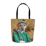 'The Golfer' Personalized Tote Bag