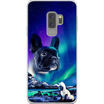 'Majestic Northern Lights' Personalized Phone Case