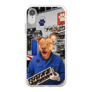 'The Mechanic' Personalized Phone Case