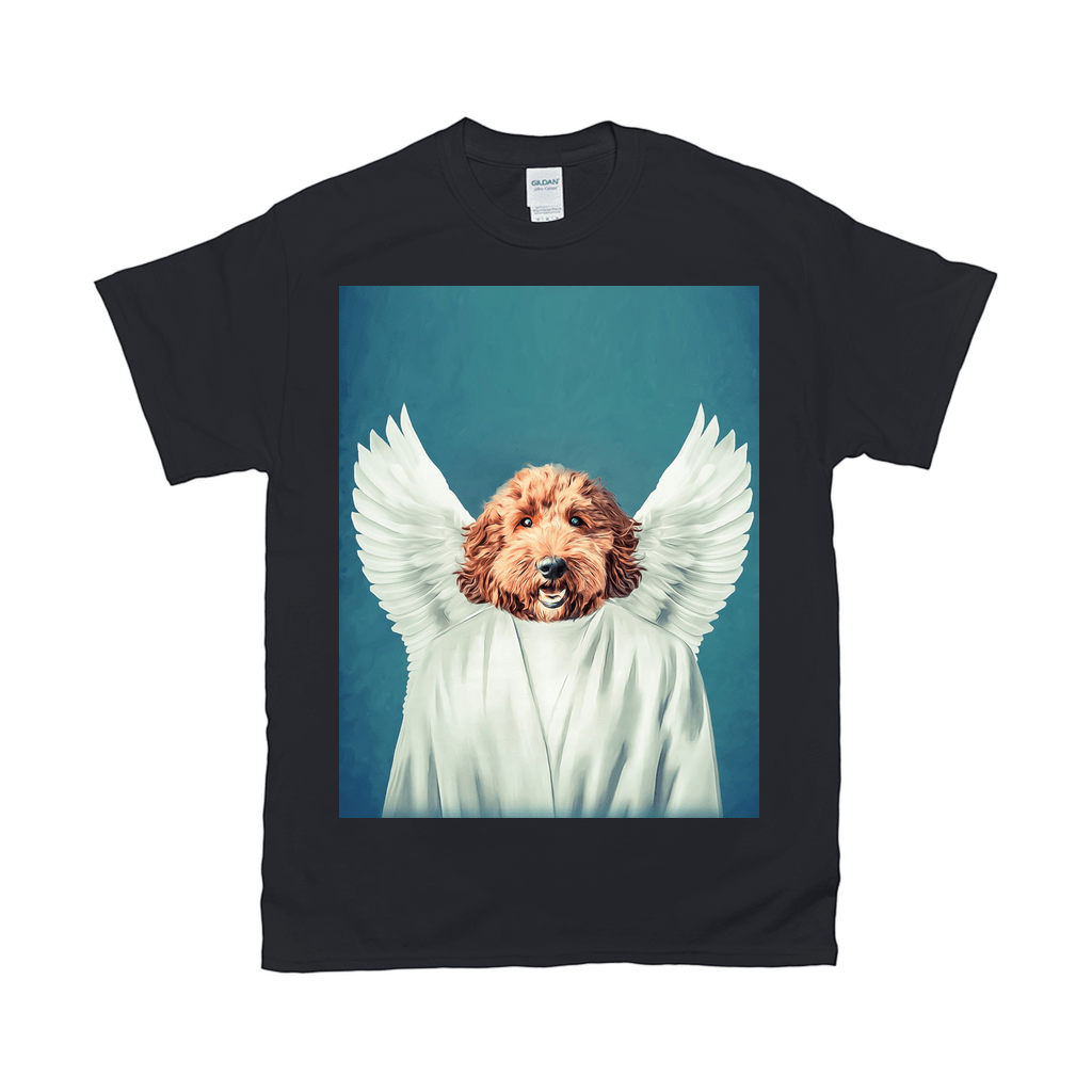 'The Angel' Personalized Pet T-Shirt
