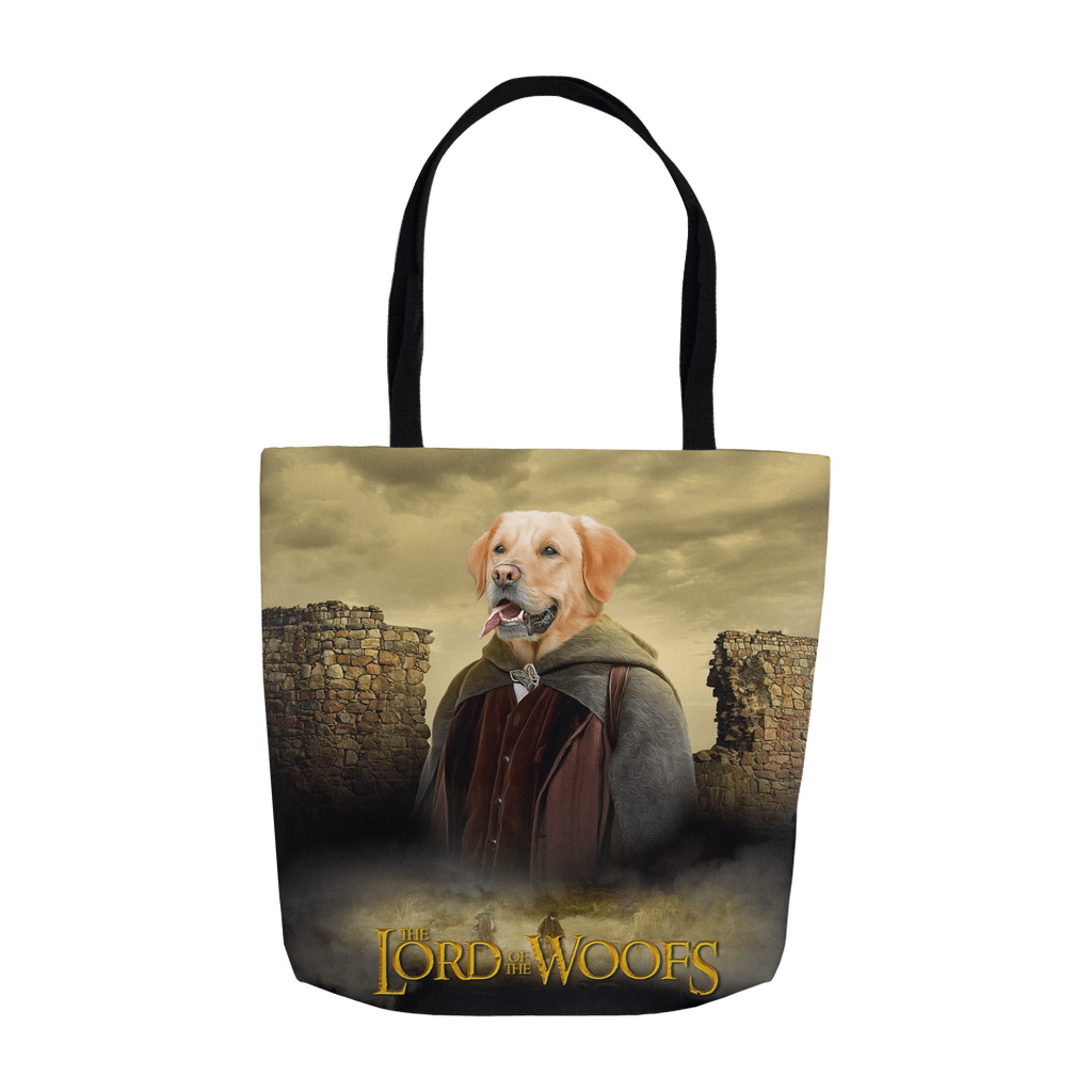 'Lord of the Woofs' Personalized Tote Bag