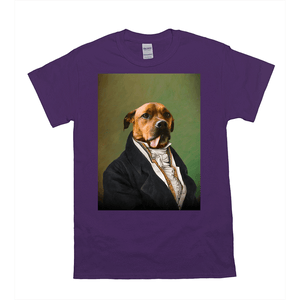 'The Ambassador' Personalized Pet T-Shirt