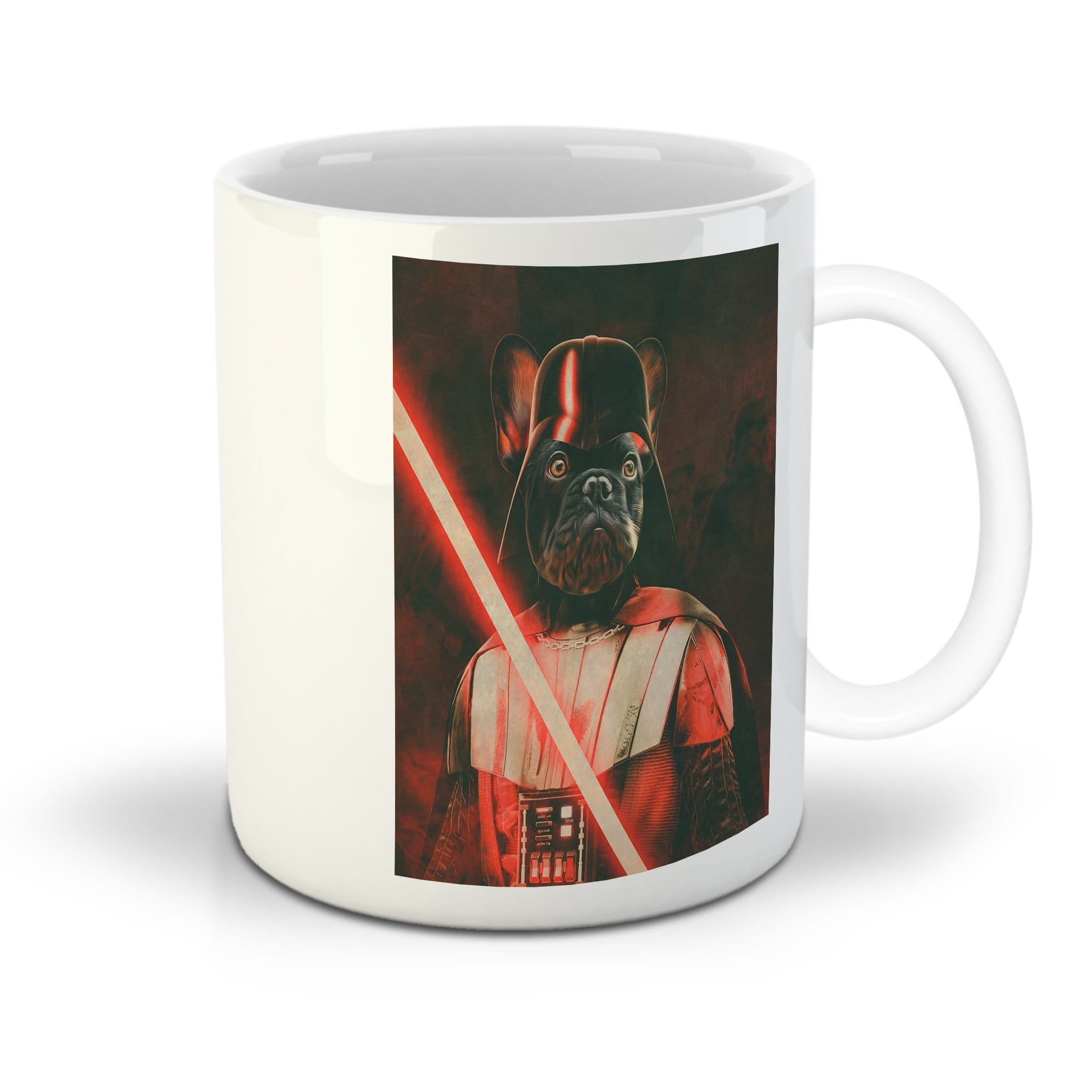 Darth Woofer Personalized Mug