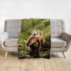 'Dogg-E-Wok' Personalized Pet Blanket