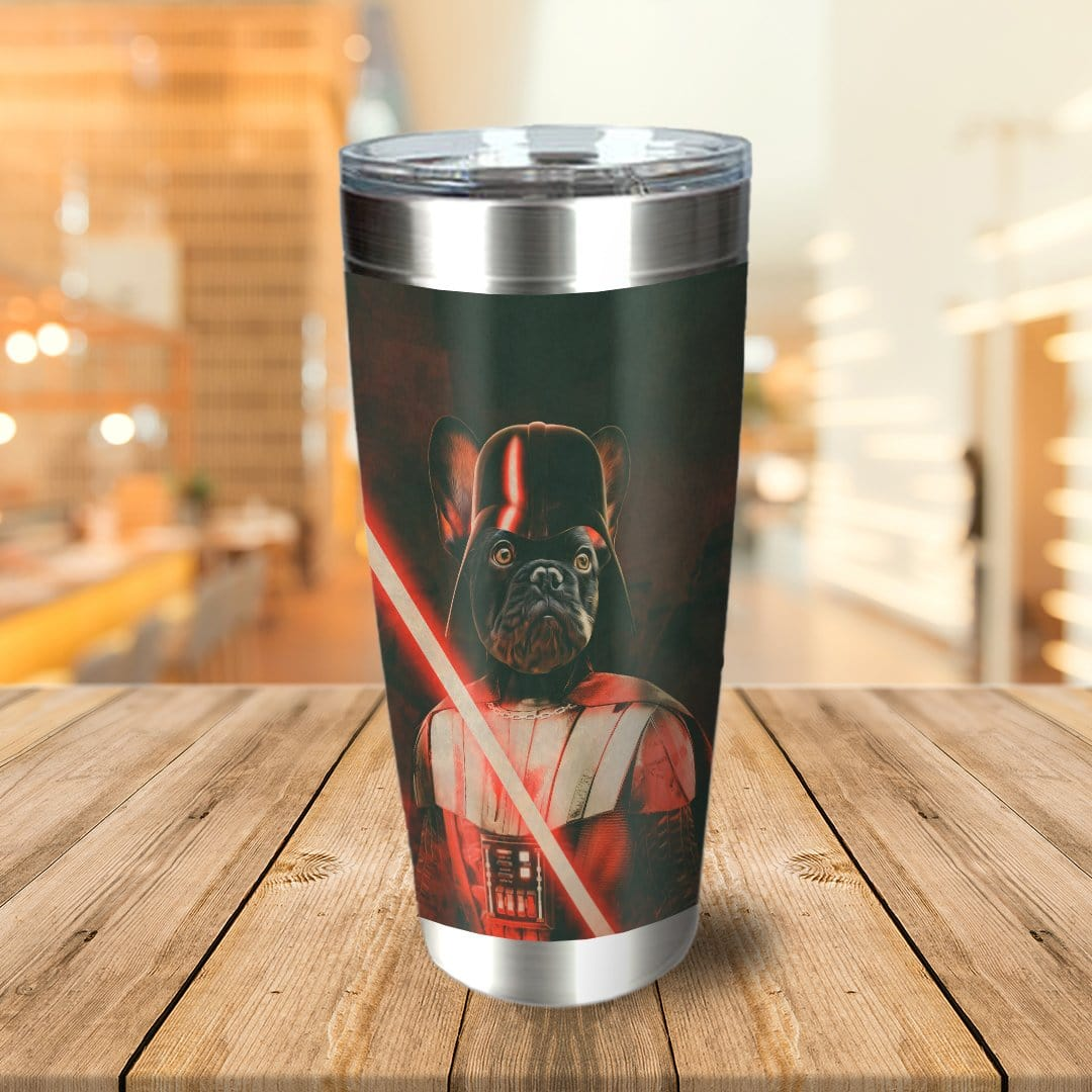 Darth Woofer Personalized Tumbler