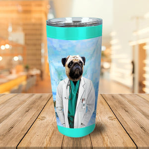 'The Doctor' Personalized Tumbler