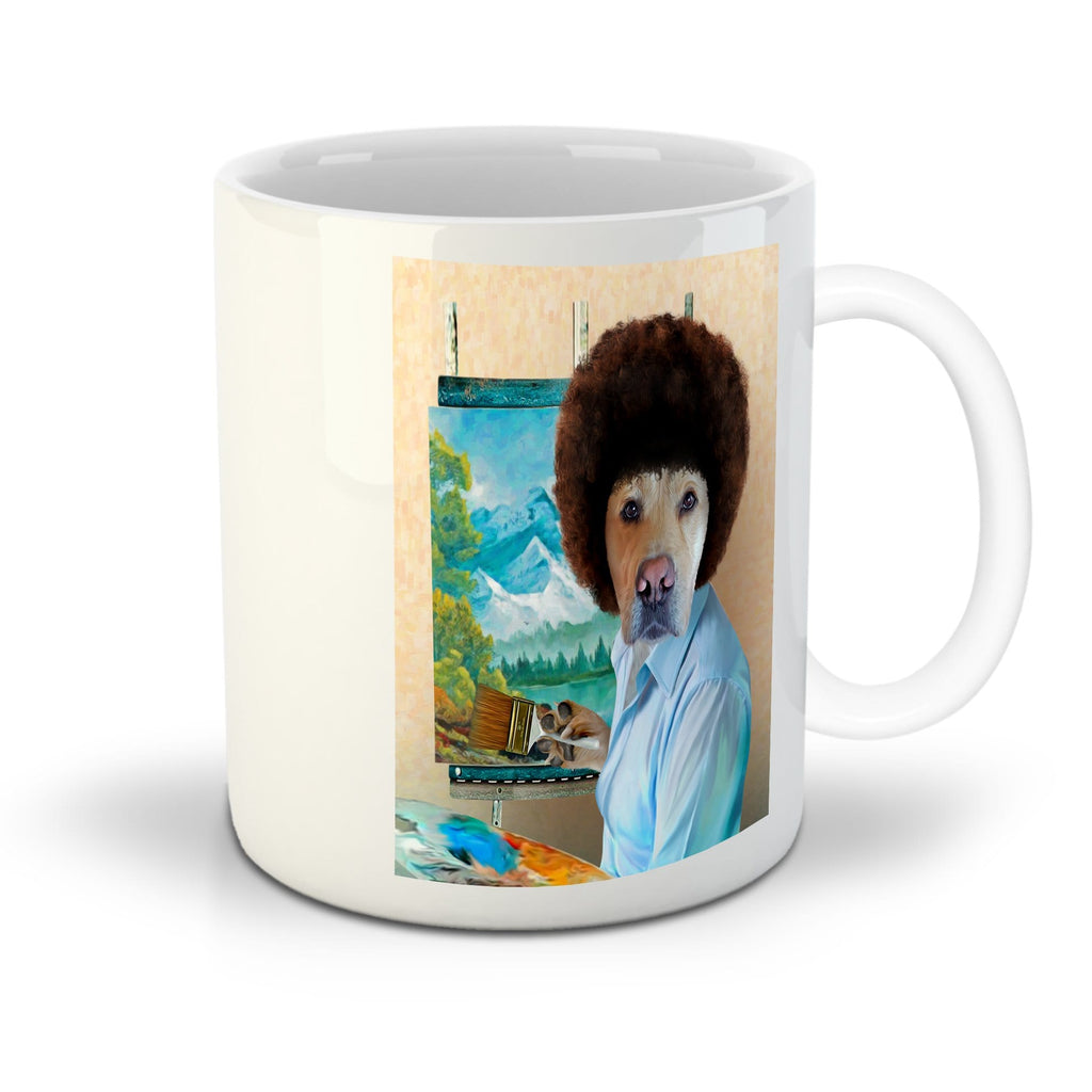 'Dogg Ross' Custom Pet Mug