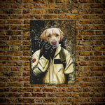 'Dogbuster' Personalized Dog Poster