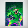 'Seattle Doggos' Personalized Dog Poster