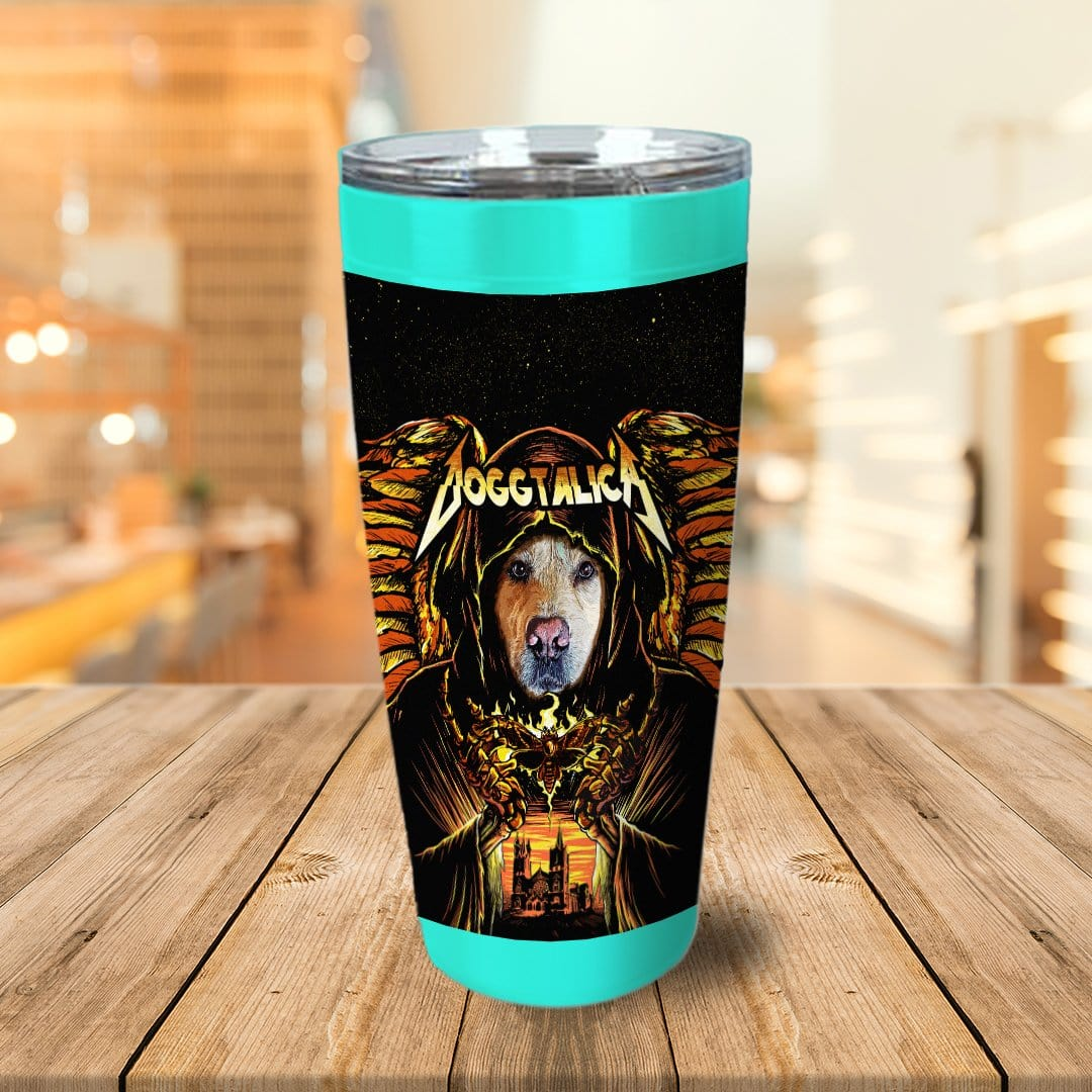 'Doggtalica' Personalized Tumbler