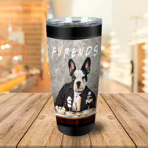 'Furends' Personalized Tumbler