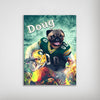 'Green Bay Doggos' Personalized Dog Poster