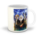 'Harry Doggers 3' Custom 3 Pet Mug