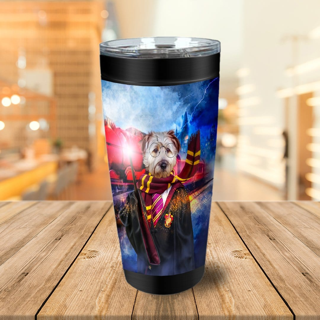 'Harry Dogger' Personalized Tumbler