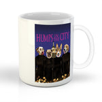 'Humps in the City' Personalized 4 Pet Mug