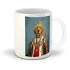 'The King' Custom Pet Mug
