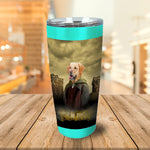 'Lord Of The Woofs' Personalized Tumbler