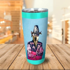 'Macho Man Randy Dogger' Personalized Tumbler