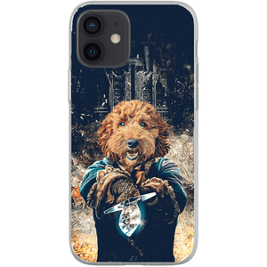 'The Hobdogg' Personalized Phone Case