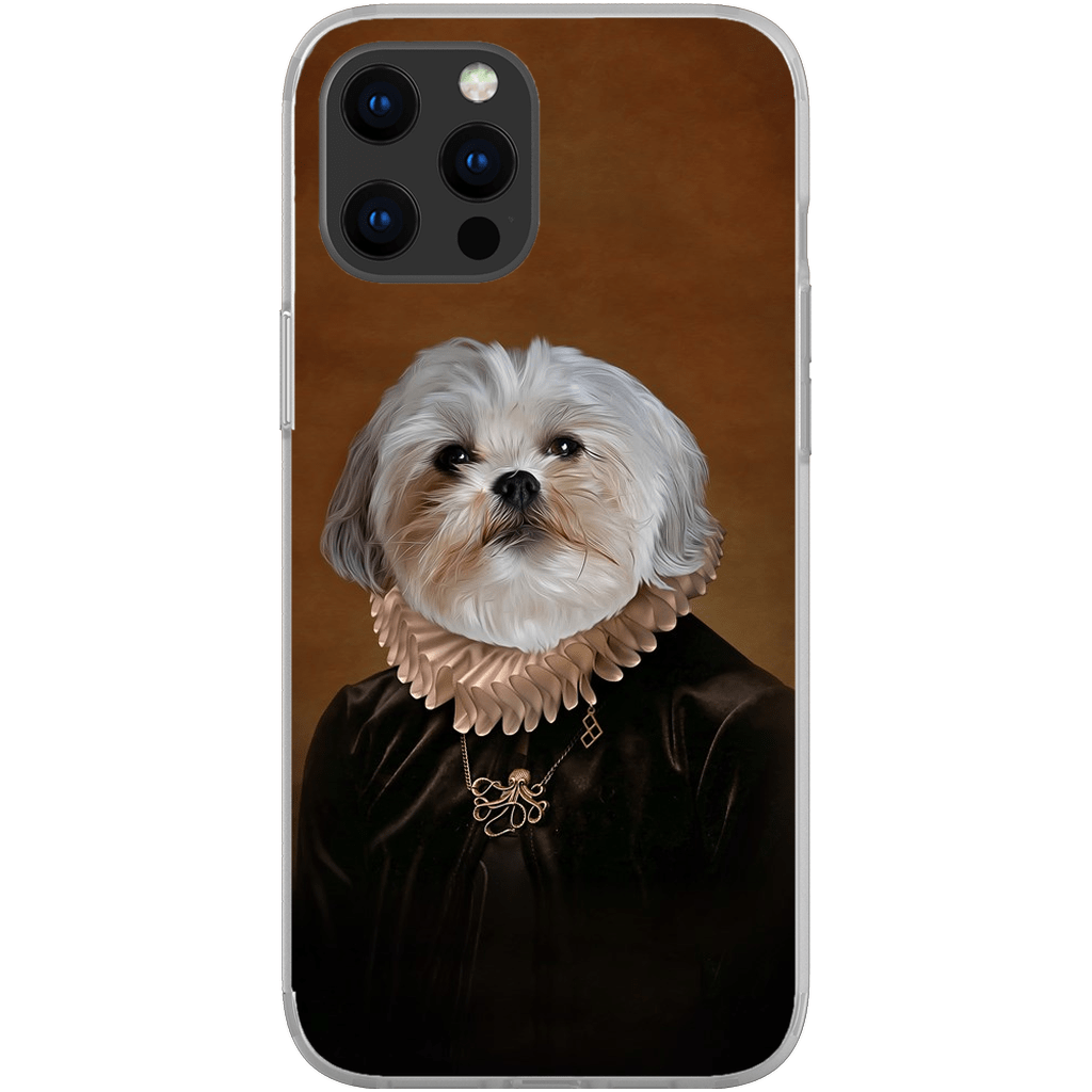 'The Duchess' Personalized Phone Case