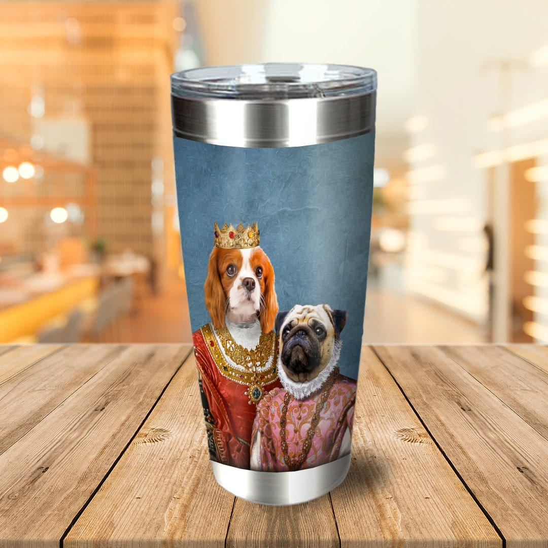 Queen and Archduchess Personalized Tumbler