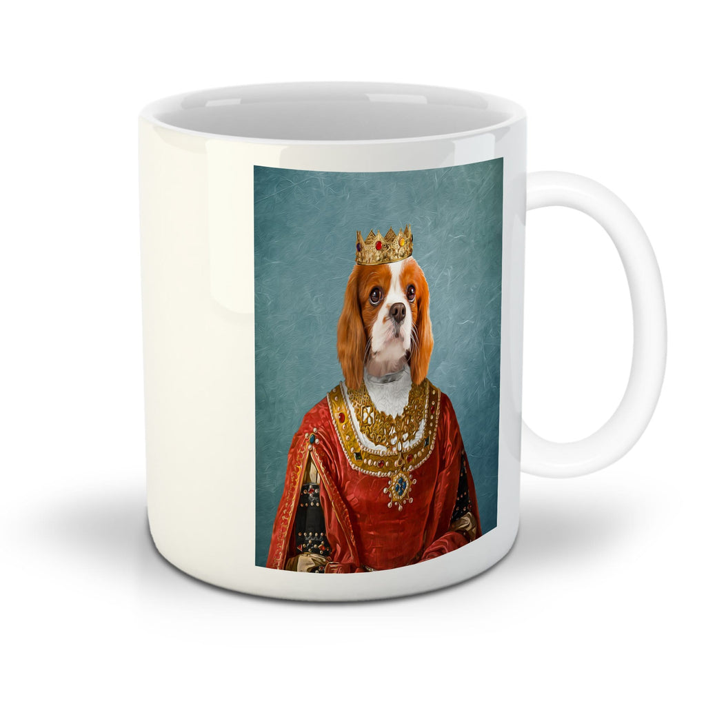 'The Queen' Custom Pet Mug