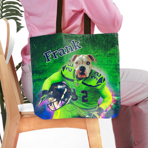 'Seattle Doggos' Personalized Tote Bag