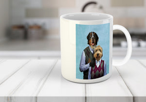 Step Doggo & Doggette Personalized Mug