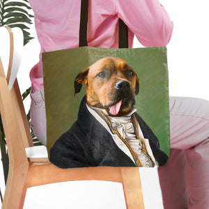 'The Ambassador' Personalized Tote Bag