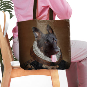 'The Duke' Personalized Tote Bag