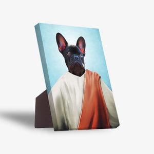 'The Prophet' Personalized Pet Standing Canvas