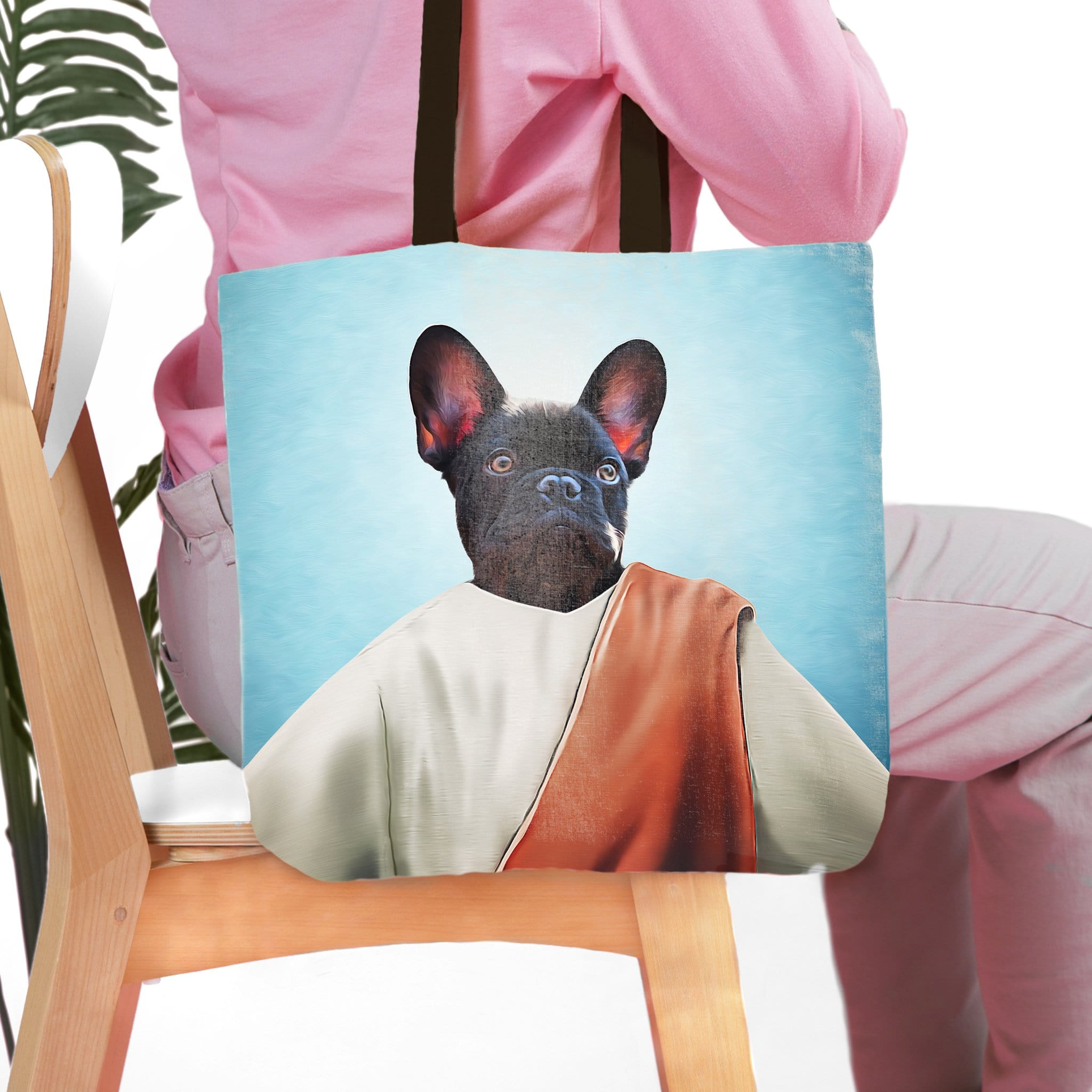 'The Prophet' Personalized Tote Bag