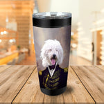 The Admiral Personalized Tumbler