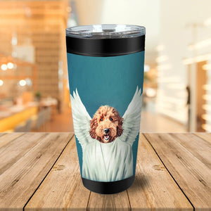 The Angel Personalized Tumbler