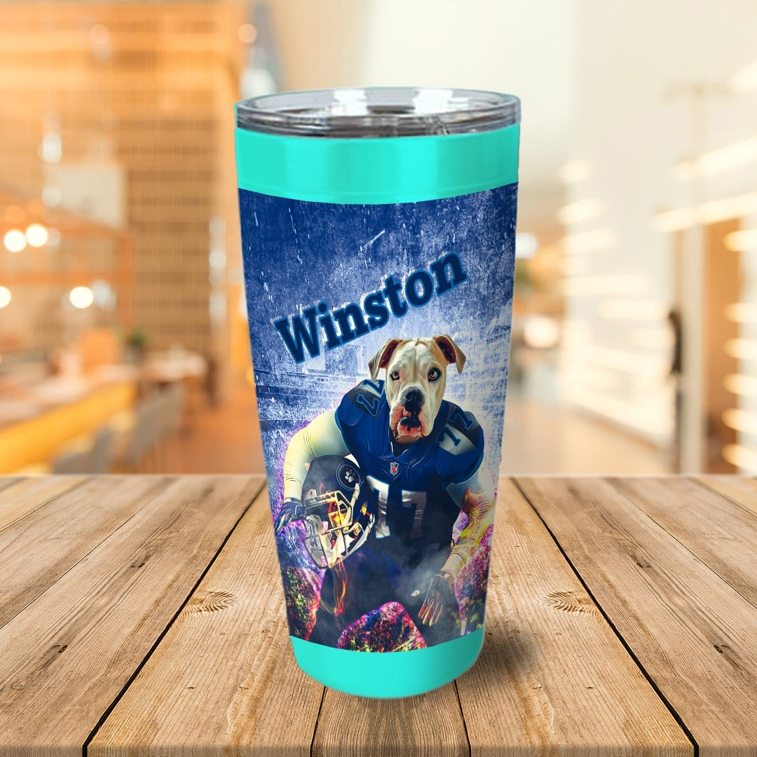 Tennesee Doggos Personalized Tumbler